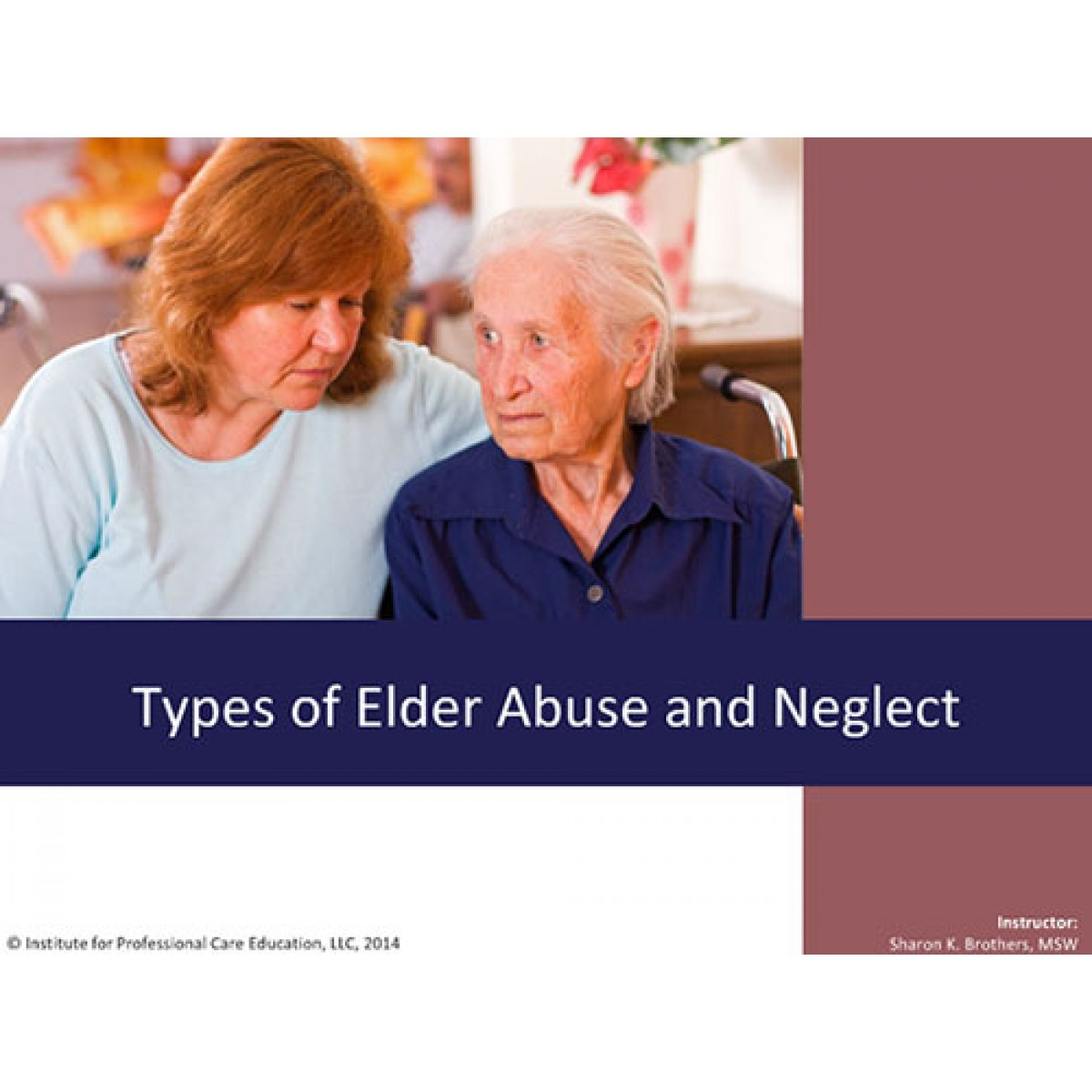 neglect on the elderly Below are some of the common and more noticeable signs and symptoms of self- neglect in the elderly there are also tips for addressing the.