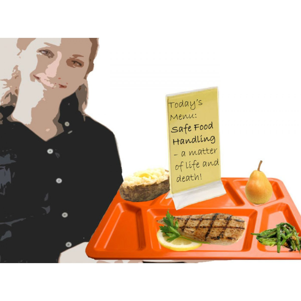 safe food handling It is important to protect yourself and others from getting sick by learning safe food  handling practices we offer a provincially recognized food handler.