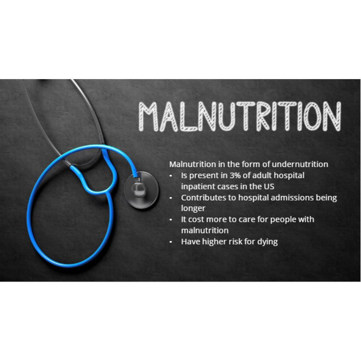 Managing Nutritional Status Malnutrition And Dehydration