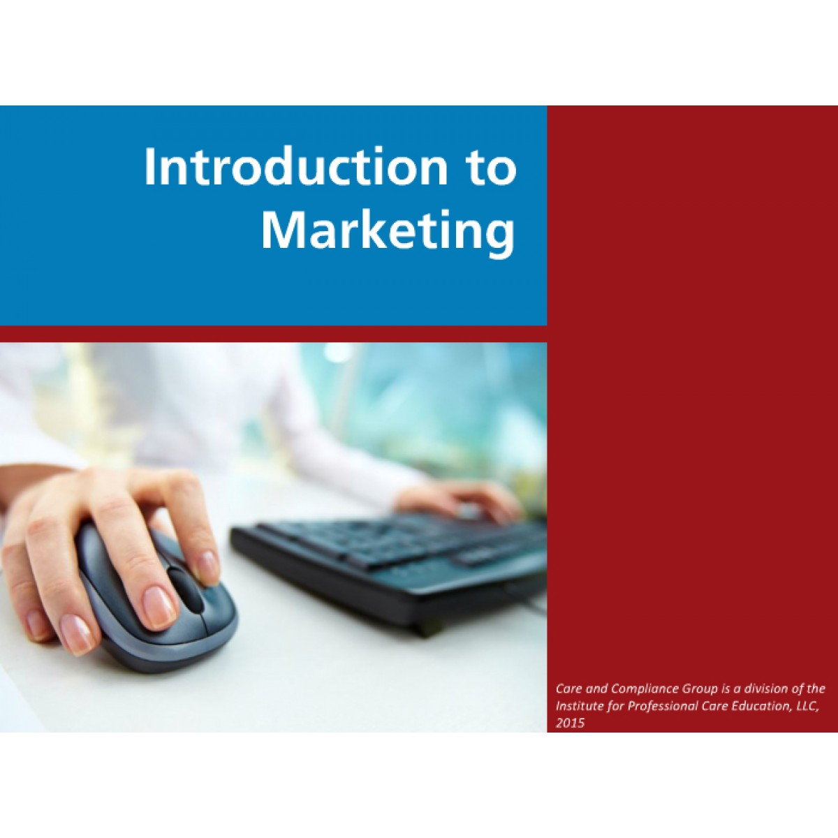 marketing introduction Marketing: an introduction is intended for use in undergraduate principles of marketing courses it is also suitable for those interested in learning more about the.