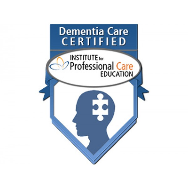 Dementia Care Certification