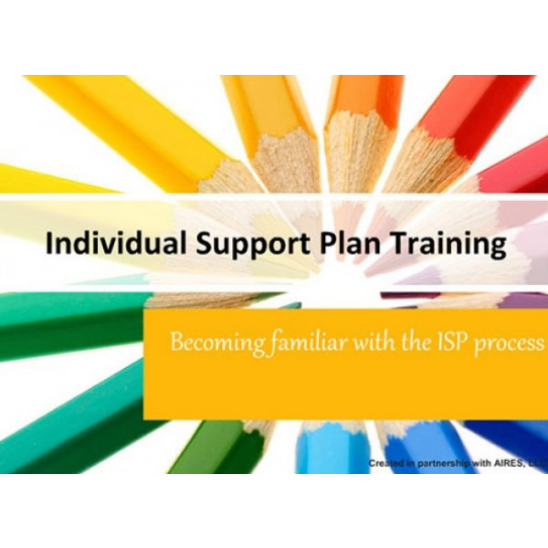 Individual Support Plans (ISP)