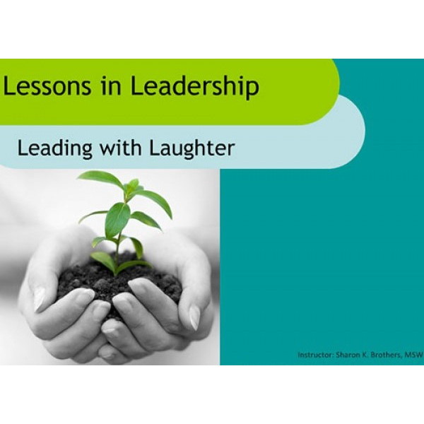 Leading with Laughter