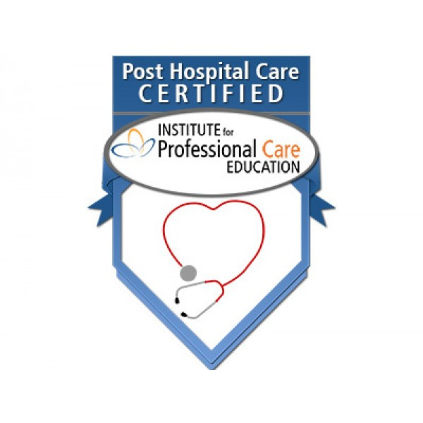 Post Hospital Care Certification