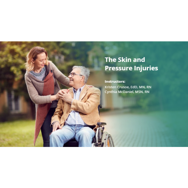 The Skin and Pressure Injuries
