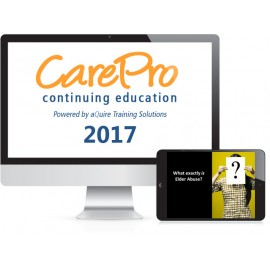 2017 Washington CarePro Continuing Education