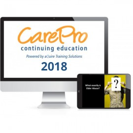 2018 Washington CarePro Continuing Education