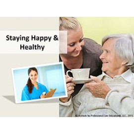 Staying Happy and Healthy