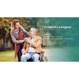 Duties of a Caregiver