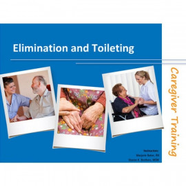 Elimination and Toileting