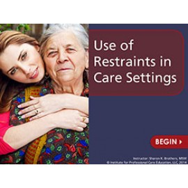 Use of Restraints in Care Settings