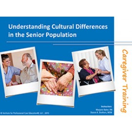 Understanding Cultural Differences in the Senior Population
