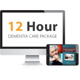12 Hour Dementia Care Ultimate Package