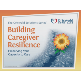 Building Caregiver Resilience