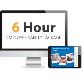 6 Hour Employee Safety Package