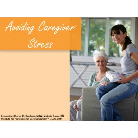 Avoiding Caregiver Stress
