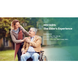 HIV/AIDS: The Elder's Experience