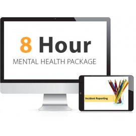 8 Hour Mental Health Package