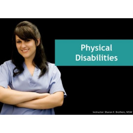 Working with People with Physical Disabilities