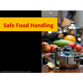 Oregon Food Handlers Preparation Course