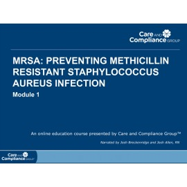 Preventing MRSA Infections