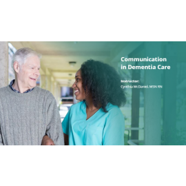 Communication in Dementia Care
