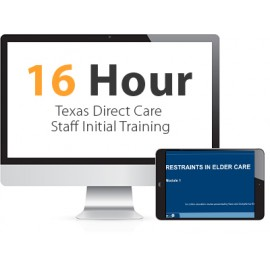 Texas Direct Care Staff Initial Training