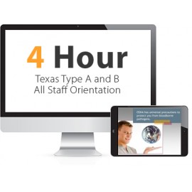 Texas Type A and B All Staff Orientation