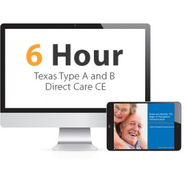 Texas Type A and B Direct Care Continuing Education