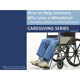 How to Help Someone Who Uses a Wheelchair (Including Walkers, Crutches and Canes)