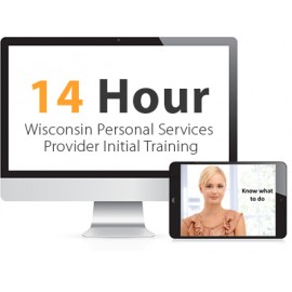 Wisconsin Personal Services Provider Initial Training