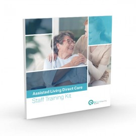 Assisted Living Direct Care Staff Training Kit