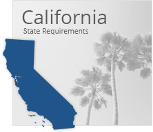 California State Caregiver Requirments and Regulations